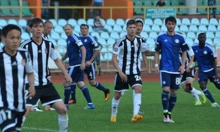 Отчет о матче Премьер-Лиги «Шахтер» — «Ордабасы» 0:0