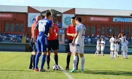 Отчет о матче Премьер-Лиги «Окжетпес» — «Жетысу» 2:0