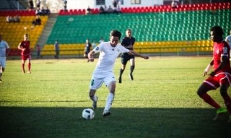 Отчет о матче Премьер-Лиги «Атырау» — «Актобе» 1:1