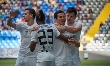 Отчет о матче Премьер-Лиги «Астана» — «Атырау» 2:1
