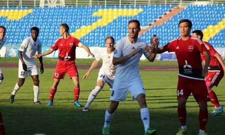 Отчет о матче Премьер-Лиги «Жетысу» — «Акжайык» 2:0