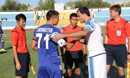 Отчет о матче Премьер-Лиги «Ордабасы» — «Тараз» 0:3