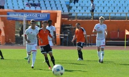 Отчет о матче Премьер-Лиги «Актобе» — «Шахтер» 2:0