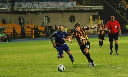 Отчет о матче Премьер-Лиги «Кайрат» — «Тараз» 3:1