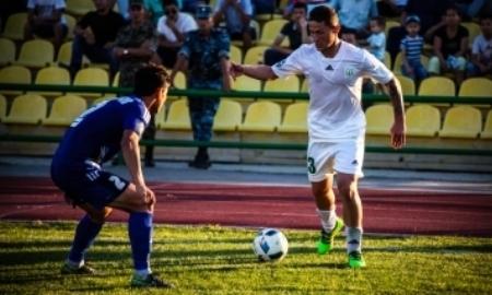 Отчет о матче Премьер-Лиги «Атырау» — «Жетысу» 1:0