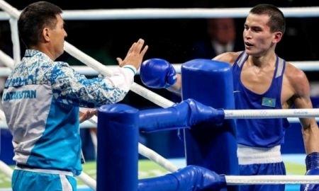 Боксер Саттыбаев выиграл стартовый бой Олимпиады-2016