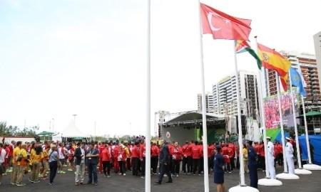 Сакен Мусайбеков: «Из пяти стран, чьи флаги сегодня были подняты в Олимпийском Рио, Казахстан был первым»