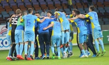<strong>Трансляция матча Лиги Европы АПОЭЛ — «Астана»</strong>