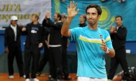 Казахстан уступил России в плей-офф Кубка Дэвиса