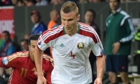 Шитов попал в расширенный список сборной Беларуси на матчи с Нидерландами и Люксембургом