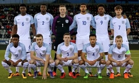 Молодежная сборная англии по футболу