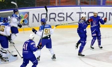 <strong>Казахстанские хоккеисты проиграли Франции и не поедут на Олимпиаду-2018</strong>