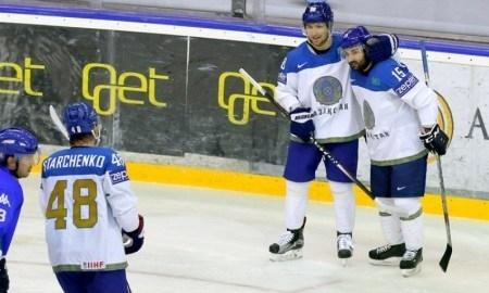 Казахстанские хоккеисты победили Италию в отборе на Олимпиаду-2018
