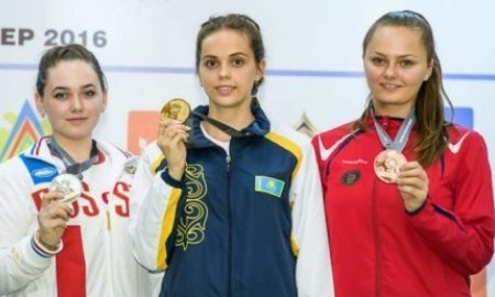 Снайпер из Шымкента стала лучшей на Кубке мира