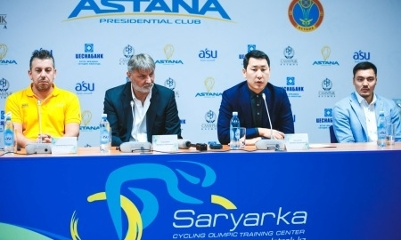 "Валерий Тихоненко: «""Астана"" — это локомотив казахстанского баскетбола»"