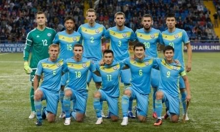 <strong>Состав сборной Казахстана на матчи с Черногорией и Румынией</strong>