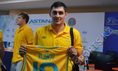 Дмитрий Климов: «Ощущения, будто бы я никуда и не уходил»