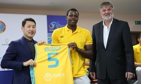 Оусман Крубэлли: «Казахстан — самая дальняя географическая точка, где мне приходилось играть»