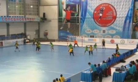 В Кызылорде проходит клубный чемпионате Азии по гандболу