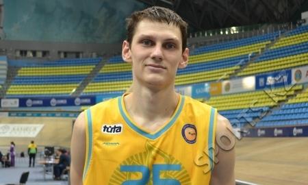 Максим Марчук: «Стараемся прибавлять с каждой новой игрой»