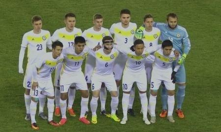<strong>Казахстанская «молодежка» разгромлена Норвегией в отборе на ЕВРО-2017</strong>