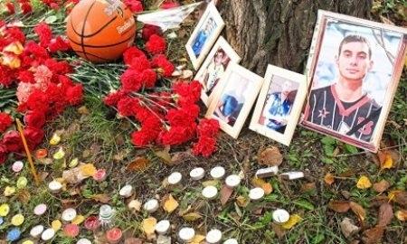 Петропавловск простился с погибшим баскетболистом Нанаевым
