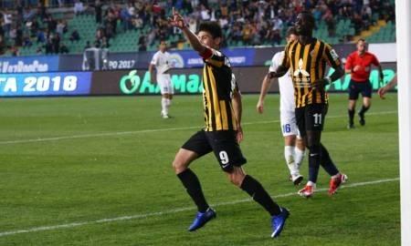 Бауыржан Исламхан — лучший футболист чемпионата Казахстана 2016 года