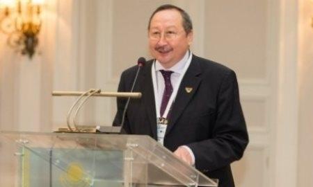 Международный союз современного пятиборья увековечил имя Тимура Досымбетова в Зале Славы