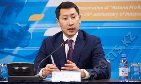 """Аманбек Кульчиков: «""""Астана"""" сделала свой бренд, и работать с казахстанской командой в мировом велоспорте — престижно»"""