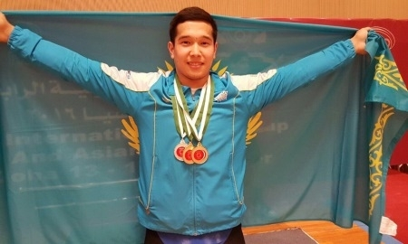 Айдар Казов: «Моя цель на 2017 год — стать победителем чемпионата Азии и чемпионата Мира»