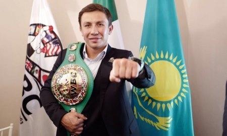 Головкин претендует на звание лучшего международного боксера-2016