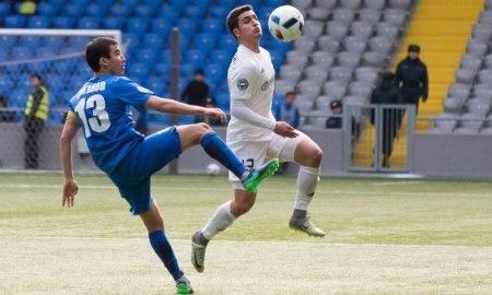 Болельщики «Астаны» признали Наджаряна лучшим молодым игроком сезона
