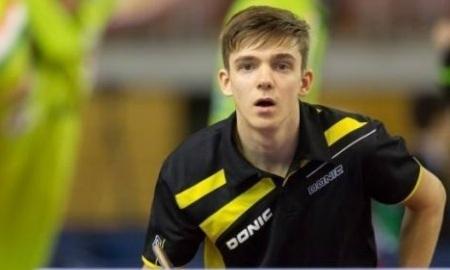 Кирилл Герасименко: «Настольный теннис в Казахстане развивается, но очень медленно»