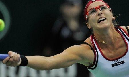Шведова вышла в финал парного разряда Qatar Total Open