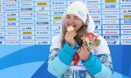 Алина Райкова: «Очень хотела принести своей стране награду — и очень ей рада»