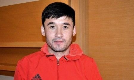 Жумаскалиев — игрок «Иртыша»
