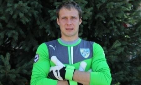 Шабанов будет играть в Первой лиге