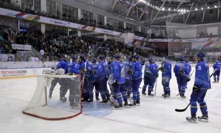 <strong>Казахстанские хоккеисты победили Чехию и вышли в финал Универсиады-2017 </strong>