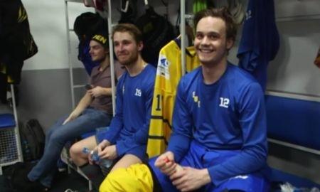 <strong>«Юристы, математики, инженеры и врачи». Какие шведы играли против казахстанских хоккеистов на Универсиаде-2017</strong>