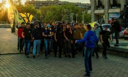 <strong>Фанаты «Кайрата» открыли сезон дракой с болельщиками «Актобе»</strong>