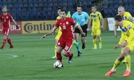 Футбол чемпионат мира 2018 отборочный турнир армения казахстан