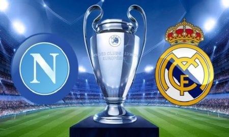 «Kazsport» покажет матч Лиги Чемпионов «Наполи» — «Реал Мадрид» в прямом эфире