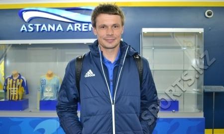 Александр Мокин: «Эта победа станет хорошим стимулом для следующих игр»