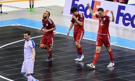 <strong>«Кайрат» стал бронзовым призером Кубка УЕФА</strong>