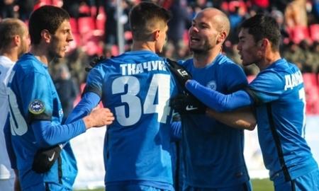 <strong>«Иртыш» разгромил «Тараз» и вышел в лидеры Премьер-Лиги</strong>