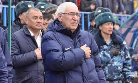 Ваит Талгаев: «Наше участие в турнире Премьер-Лиги незаслуженным назвать нельзя»