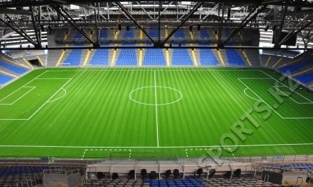 Обновленная «Арена». Как выглядит новое поле главного стадиона страны