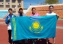 Cпортсмены из Актау завоевали 14 медалей на республиканском турнире по легкой атлетике