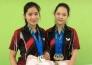 Чемпионат РК по настольному теннису среди юношей и девушек прошел в Усть-Каменогорске