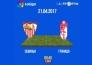 «Kazsport» покажет матч «Севилья» — «Гранада» в прямом эфире